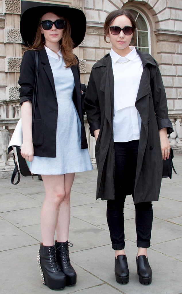 Fii Cridald Matilda Persson From Street Style London