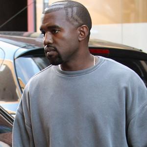 Peachy Kanye West Debuts New Haircutand You39Ve Gotta Take A Closer Look Short Hairstyles Gunalazisus