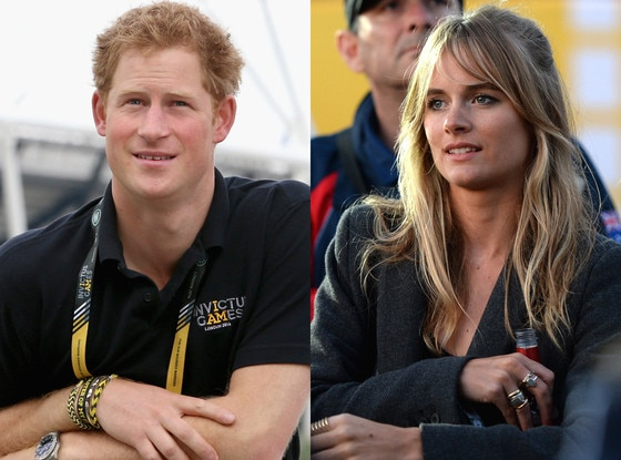 prince harry and cressida bonas dating services