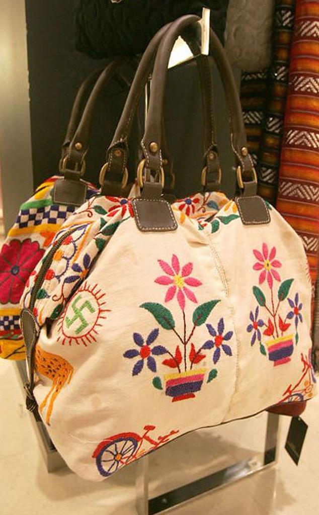 Zara Swastika Bag From Controversial Clothing
