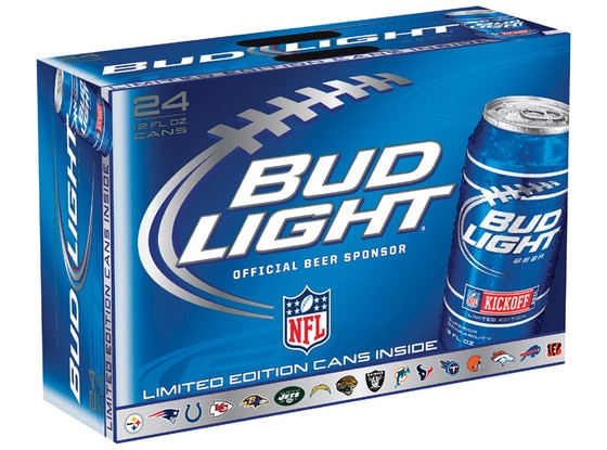 Anheuser-Busch, Bud Light, NFL