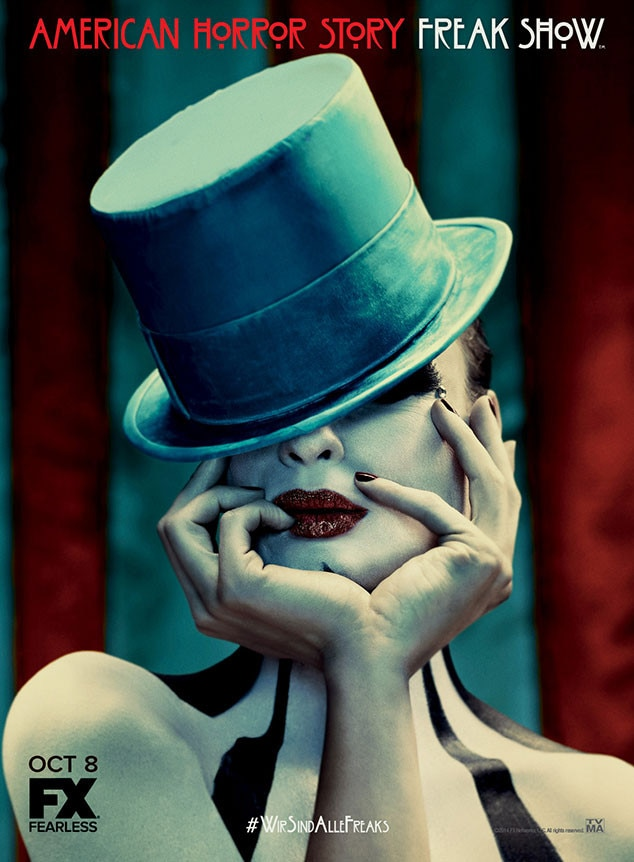 American Horror Story: Freak Show's New Poster Is ...