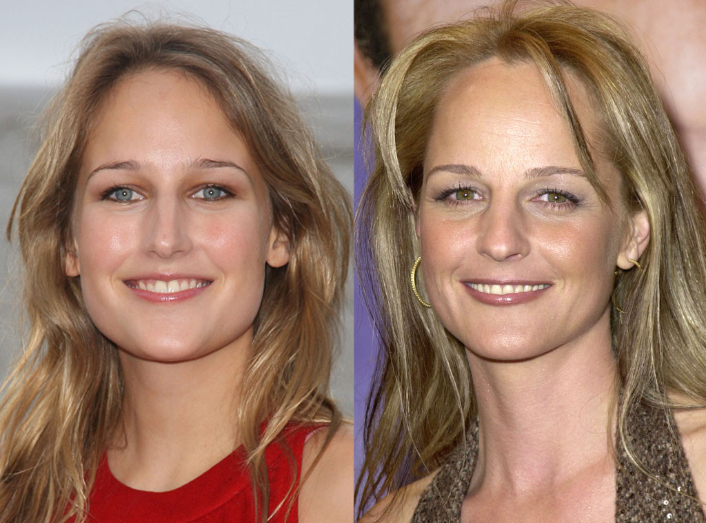 Lelee Sobieski Amp Helen Hunt From Separated At Birth But
