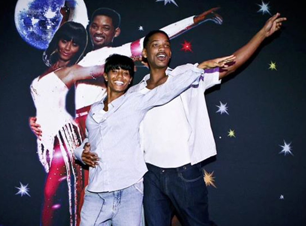 Will Smith, Jada Pinkett Smith, Facebook