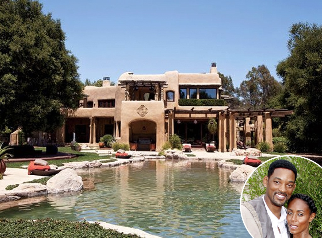 Will Smith, Jada Pinkett Smith, Celebrity Pools