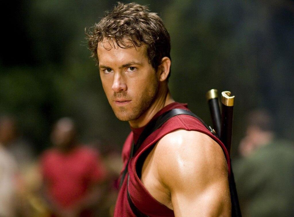 Ryan Reynolds Wolverine