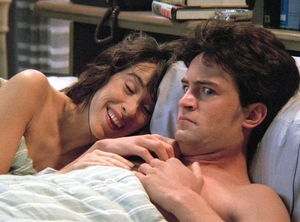Chandler and Janice, Friends Couples