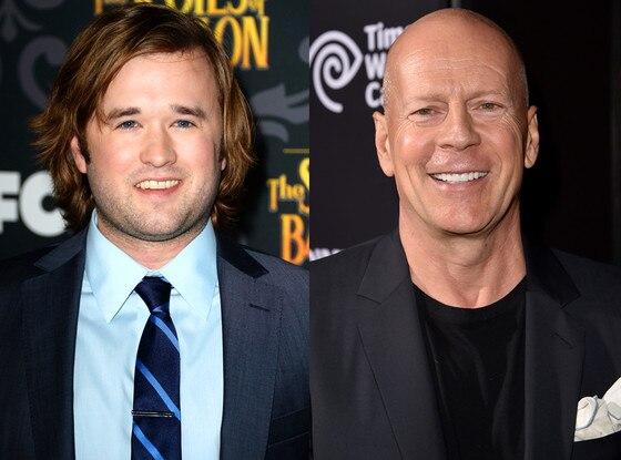 Haley Joel Osment, Bruce Willis