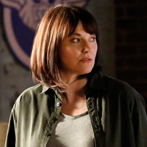 Lucy Lawless, AGENTS OF S.H.I.E.L.D
