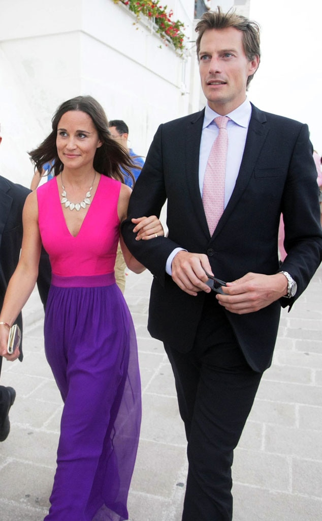 Pop of Color! from Pippa Middleton\'s Wedding-Guest Looks | E! News
