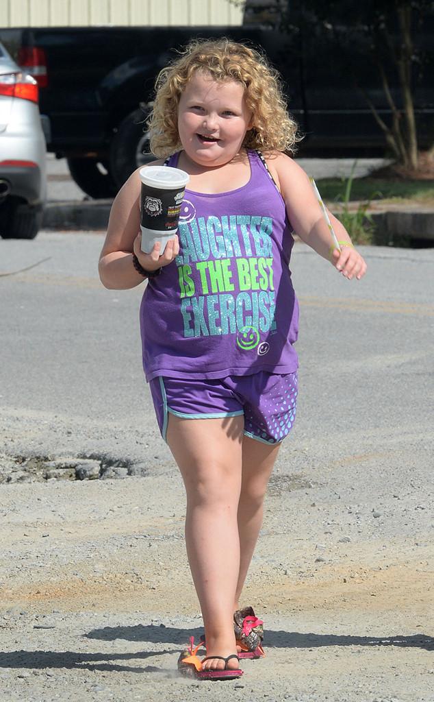 Alana Thompson, Honey Boo Boo, Stars Statement T-Shirts