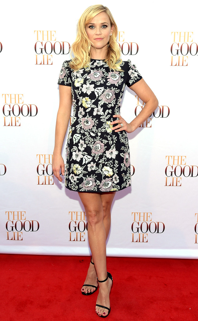 Reese Witherspoon Was Inspired by Tina Fey, Wants to Help ...