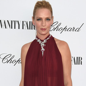 Uma Thurman Breaks Several Bones After Falling Off a Horse