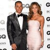 Lewis Hamilton, Nicole Scherzinger, GQ Men Of The Year Awards 2014