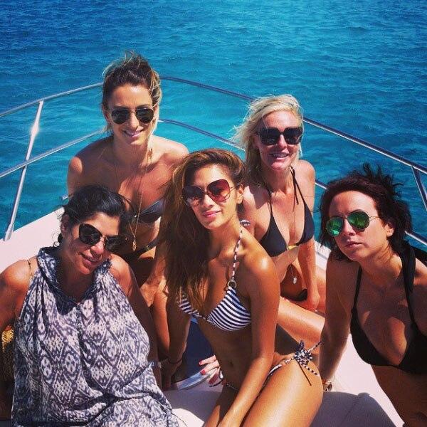 Nicole Scherzinger, Instagram