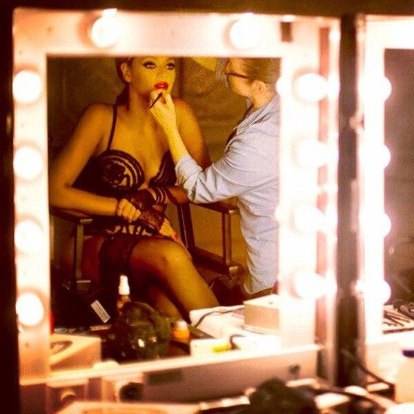Beyonce, Francesca Tolot, Glam Squad