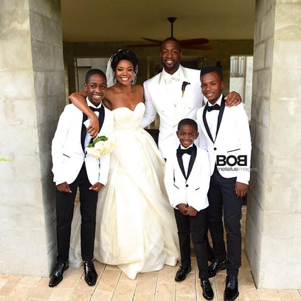 Gabrielle Union, Dwyane Wade, Wedding, Instagram
