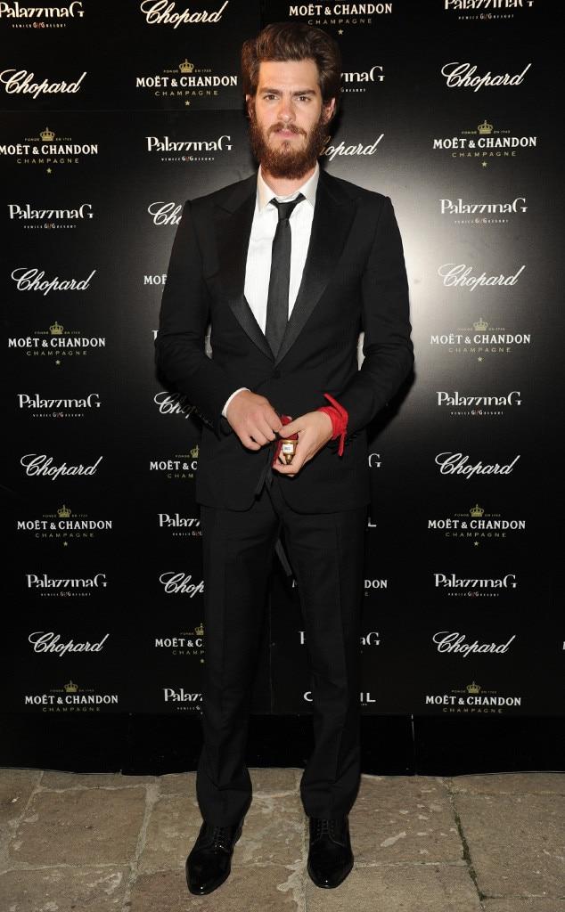 Andrew Garfield, Venice Film Festival