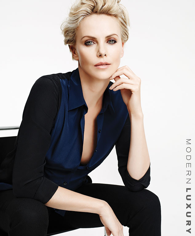 Charlize Theron, Modern Luxury