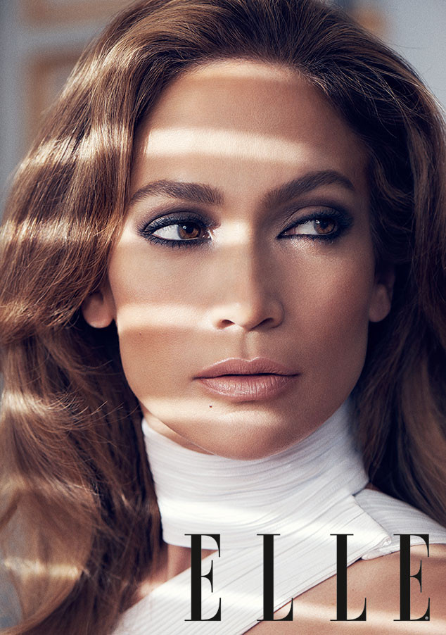 Jennifer Lopez, ELLE UK
