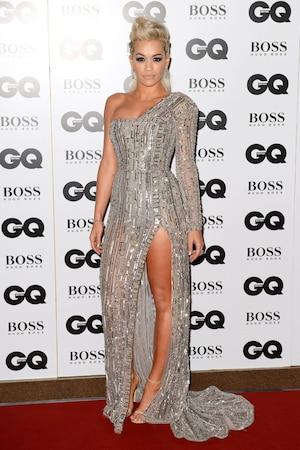 Rita Ora, GQ Men Of The Year Awards 2014