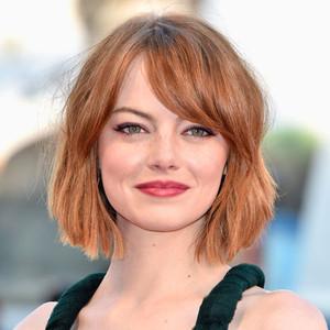 Emma Stone, Fall Hair