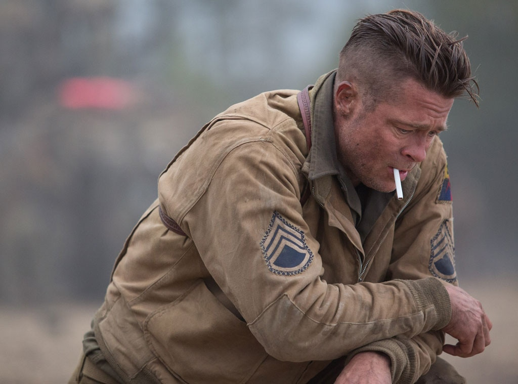 Stylish military haircuts