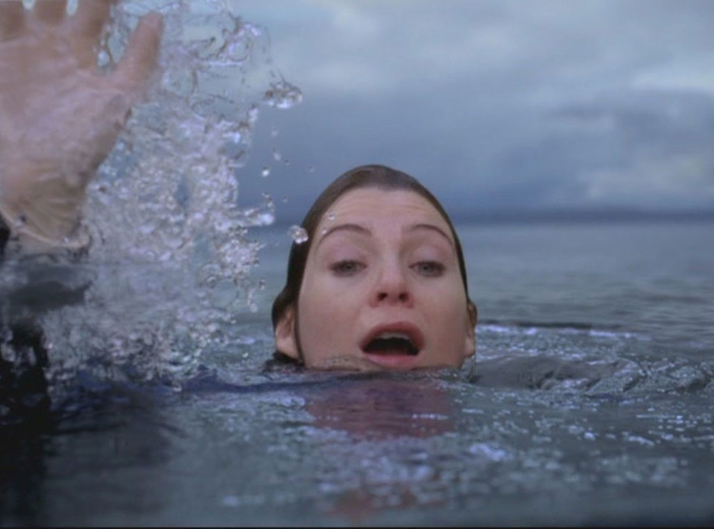 8. Meredith drowns after the ferry boat crashes from ...
