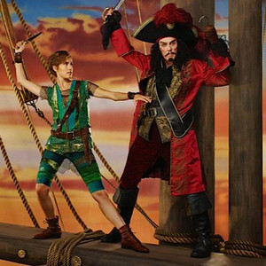 Peter Pan Live, Allison Willams, Christopher Walken, Twitter
