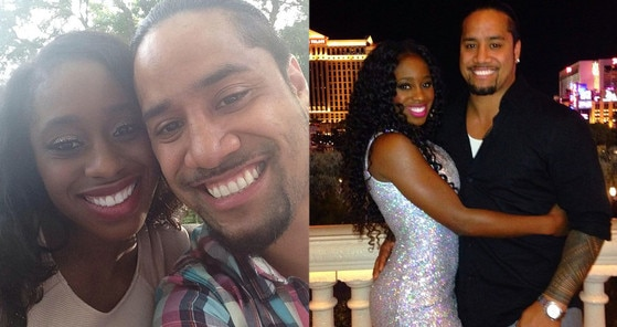 Total Divas' Trinity And WWE Superstar Jonathan Fatu's