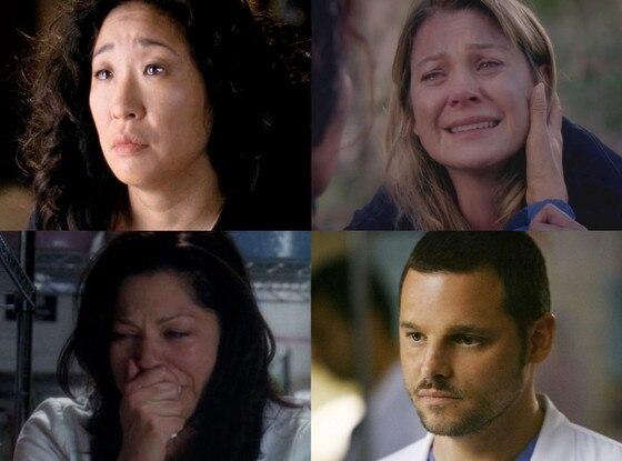 Grey's Anatomy Tragedies