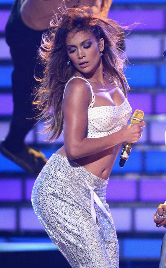 TV's best butts, Jennifer Lopez, American Idol