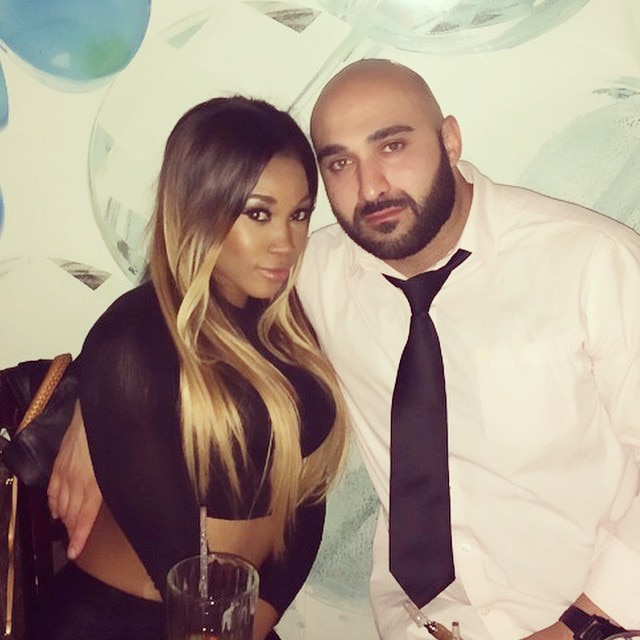 Date Night from Keeping Up With the Total Divas Vincent Isayan Total Divas
