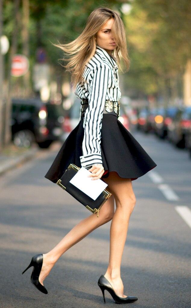 Erica Pelosini From Street Style Paris Fashion Week