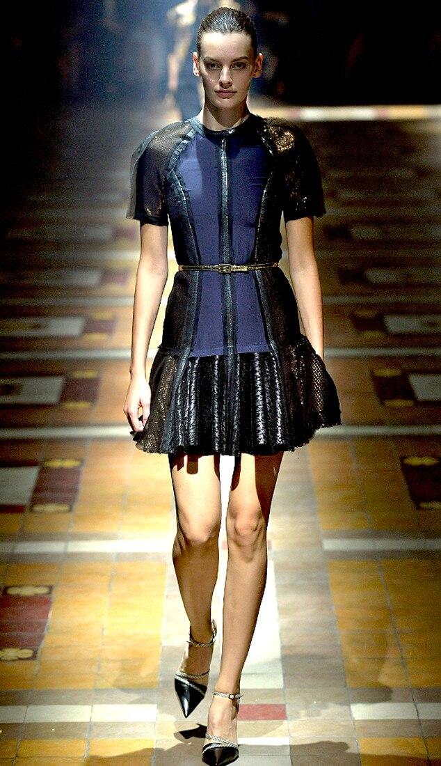 Lanvin from I Migliori Look dalla Settimana della Moda di ...