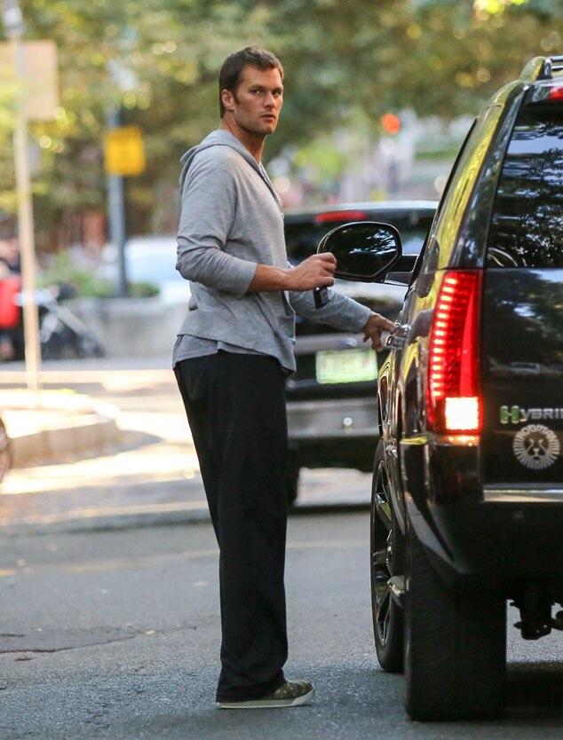 Tom Brady From Stars And Their Cars E News