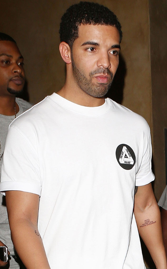 Drake, Tattoo