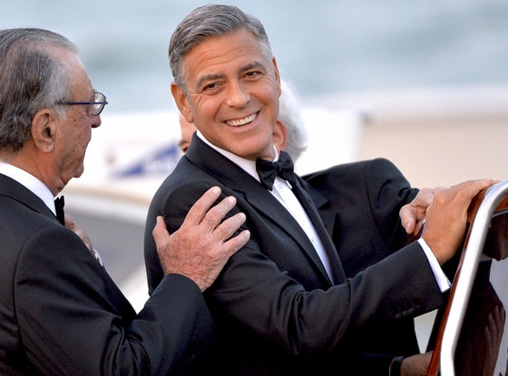 George Clooney, Clooney Wedding
