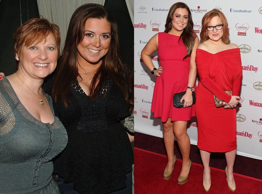 Lauren Manzo, Caroline Manzo, Weight Loss