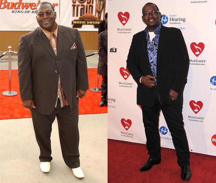 Randy Jackson, Weight Loss