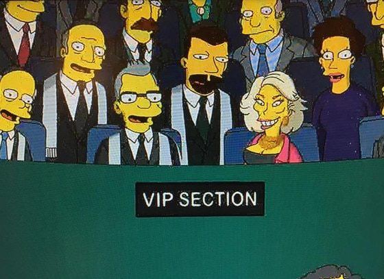 Joan Rivers, The Simpsons