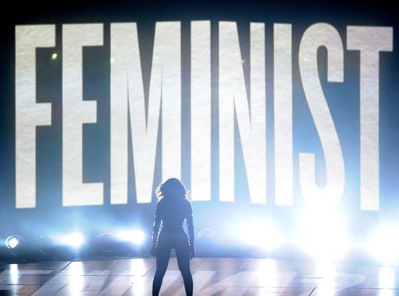 Beyonce, Feminist