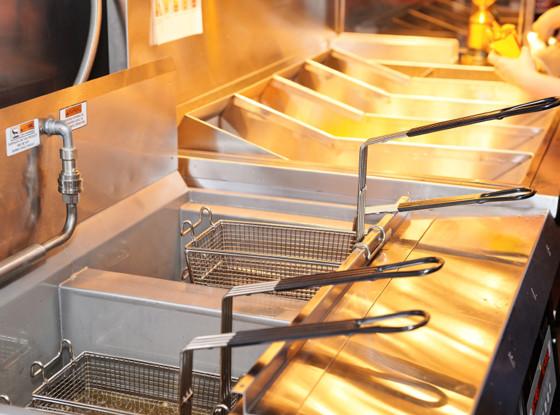 Fast Food Fryer