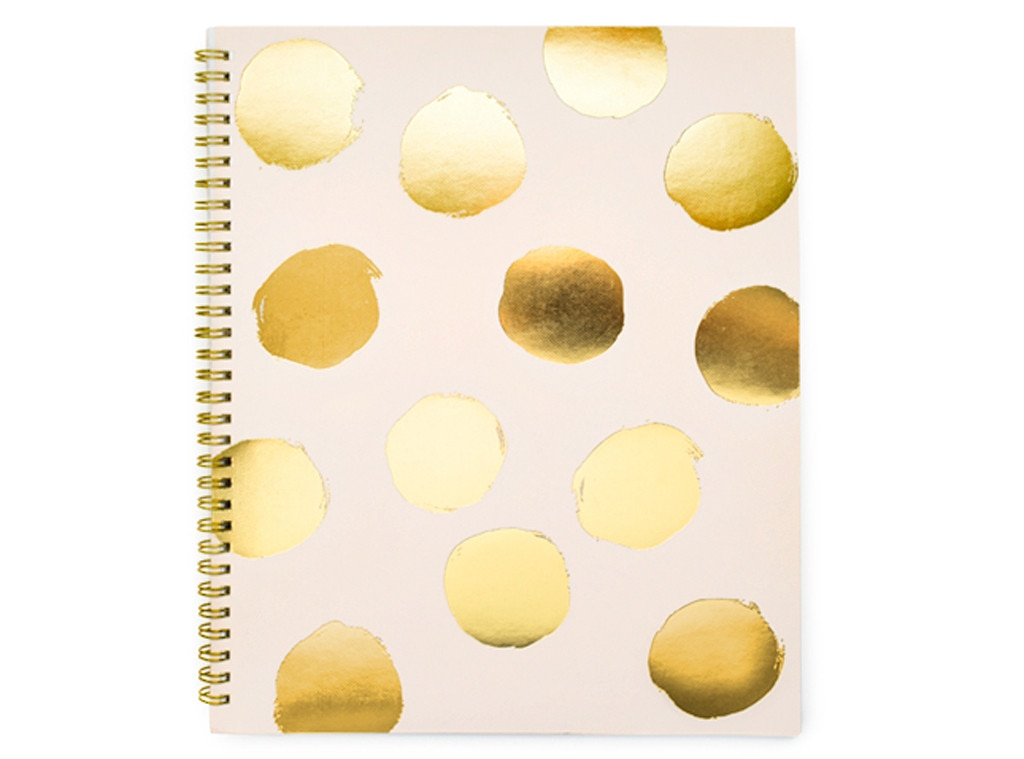 Spiral notebook from stylish office supplies e news for Trendy office supplies