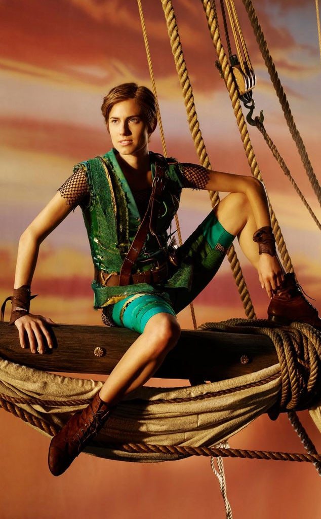 Allison Williams, Peter Pan, Instagram
