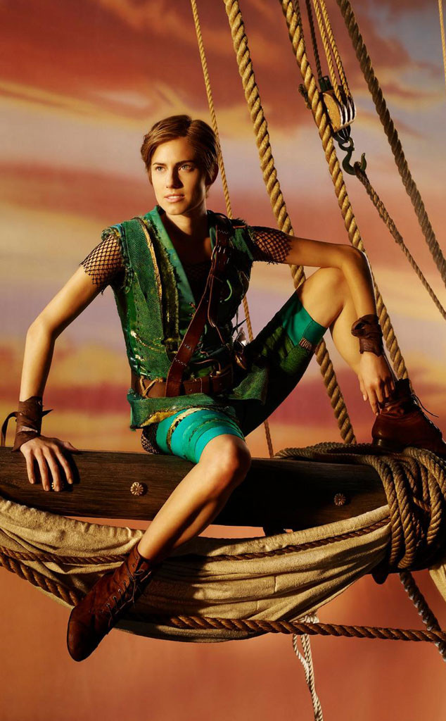 Allison Williams, Peter Pan, Instagram