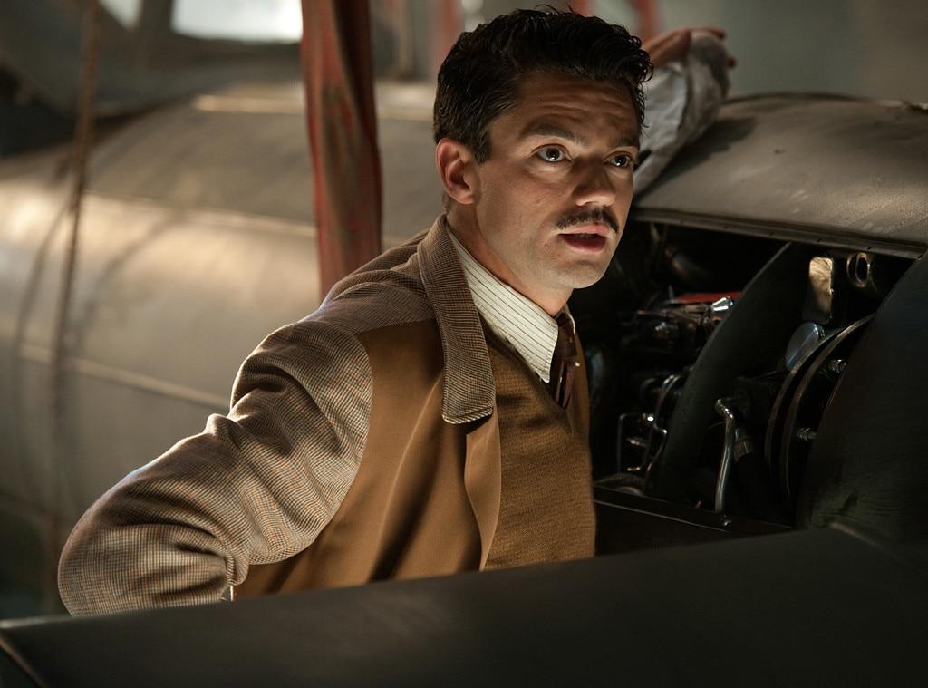 Dominic Cooper, Captain America