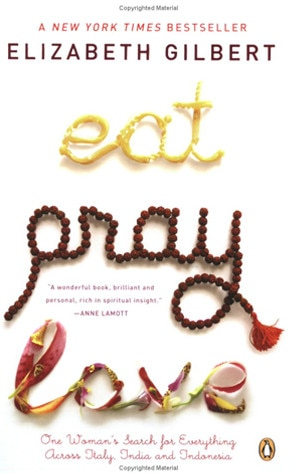 Eat Pray Love, Book