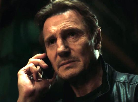 Taken 3, Liam Neeson