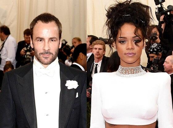 Tom Ford, Rihanna